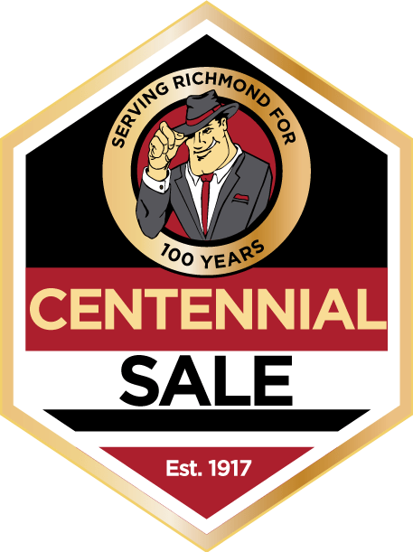 centennial sale for hvac system