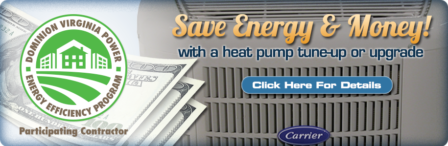Dominion Heat Pump Program Slider